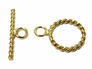 Gold Filled Toggle Clasp 14/20kt.