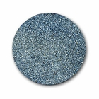 Indian Blue Round Drusy Cabochons
