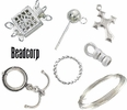 Sterling Silver Findings, Charms, & More