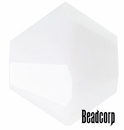 Swarovski 5301 / 5328 Bicone Beads - Chalk White