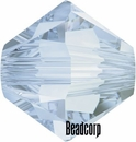 Swarovski 5301 / 5328 Bicone Beads - Crystal Blue Shade