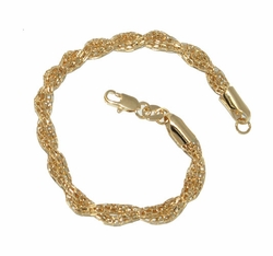 1-0420-D1 Ladies Double Bracelet