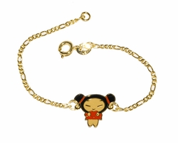 1-0885-D1 Cartoon Bracelet