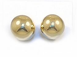 1-1075-D1 Knob Earrings