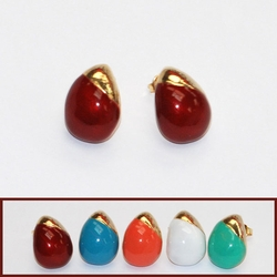1-1171-D2 Pearlescent Earrings