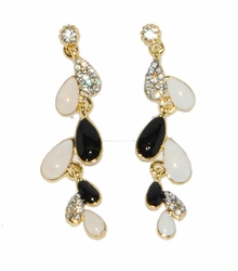 1-1215-D1 Fancy Drop Earrings