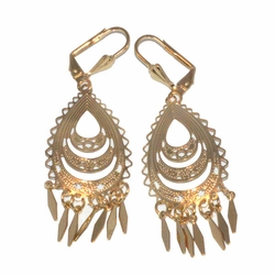 1-1229-D1 Gypsy Earrings (Gitanos)