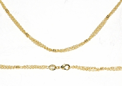 1-1520-D1 Beaded Necklace