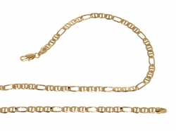 "1-1667-D1 24"" Figucci Link Chain"