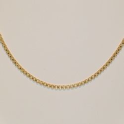 1-1677-1-e3 Bismark Necklace 3mm