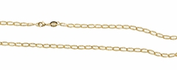 1-1749-D1 Open Satin Link Chain