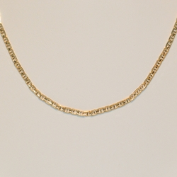 1-1931-e3 Diamond Cut Gucci Link Chain 3.25mm