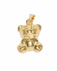 1-2279-D1 Teddy Bear Charm