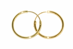 1-2525-D1 22mm Seamless Hoops