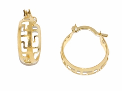 1-2560-D3 Small Greek Hoops
