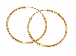 1-2562-D1 35mm Seamless Hoops