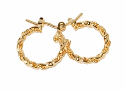 1-2564-D2 19mm Twist Hoops