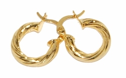 1-2581-D1 22mm Twist Hoops