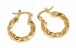 1-2583-D2 20mm Twist Hoops