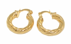 1-2612-D1 22mm Twist Hoops
