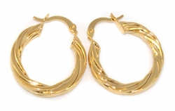 1-2636-D1 25mm Twist hoops