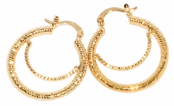 1-2688-D1 27mm Textured Hoops