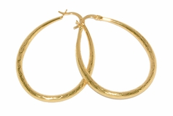 1-2692-D1 38mm Oval Hoops