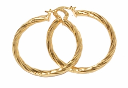 1-2698-D4 39mm Twist Hoops