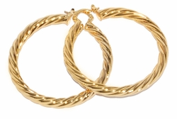 1-2723-D1 50mm Twist Hoops