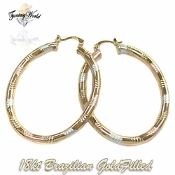 1-2721-C13 42mm Oval Hoops