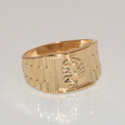 1-3153-e1 Man Scorpion ring