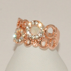 1-3171-e1 Rose Gold Plated Ring