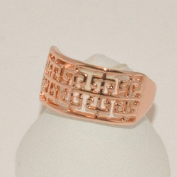 1-3174-1-e1 Rose Gold Plated Ring