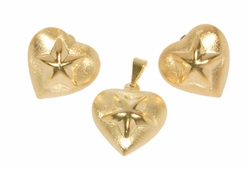 1-6044-D1 Heart Star Set