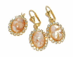 1-6426-D1-2 Ladies Peach Set