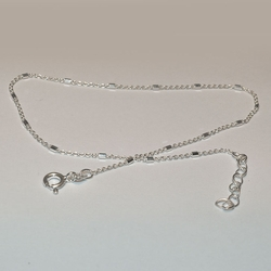 2-0149-e1 Thin Link Anklet