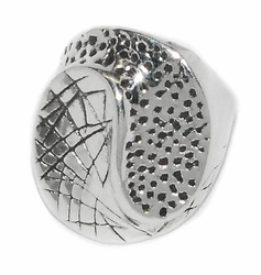 2-5053-D1 Ladies Abstract Ring