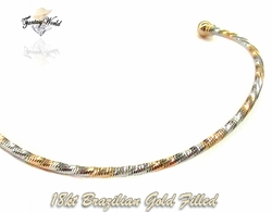MNEC-02-C1 Ladies Twist Choker