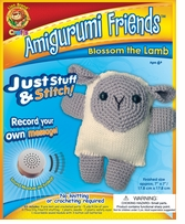 Amigurumi Friends Kit Blossom The Lamb