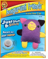 Amigurumi Friends Kit Katie The Cat