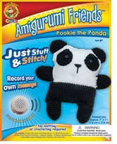 Amigurumi Friends Kit Pookie The Panda