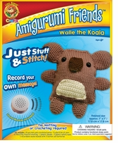 Amigurumi Friends Kit Walle The Koala