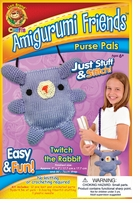 Amigurumi Friends Purse Pals Kit Twitch The Rabbit