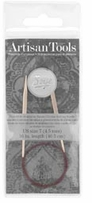 Artisan Tools Square Circular Needles<font color=#cc0000><strong>***DISCONTINUED***</strong></font><br/></br>
