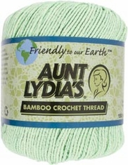Aunt Lydia's Bamboo Crochet Thread Size 3 - Click to enlarge