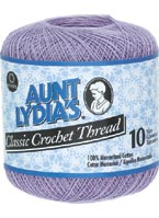 Aunt Lydia's Crochet Thread Classic Crochet Thread