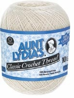 Aunt Lydia's Jumbo Crochet Cotton Thread