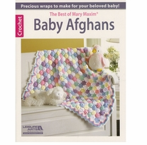 Baby Afghans The Best Of Mary Maxim