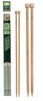 Bamboo Single Point Knitting Needles