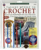 Beginners Crochet Kit I Taught Myself Crochet